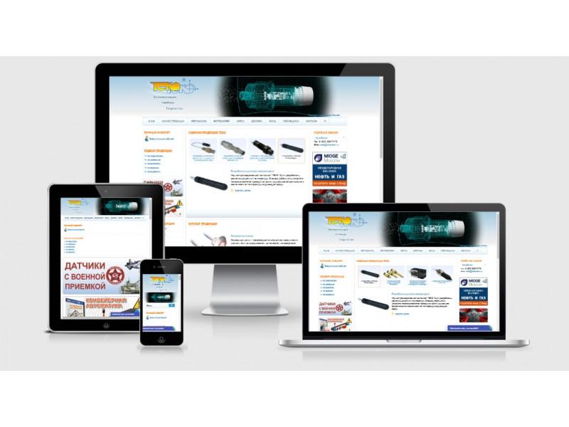 Сайт teko-com.ru